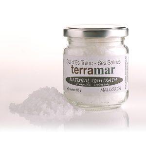 Sal d'Es Trenc Natural Cristales
