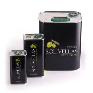 Aceite de Oliva Solivellas de Alcudia