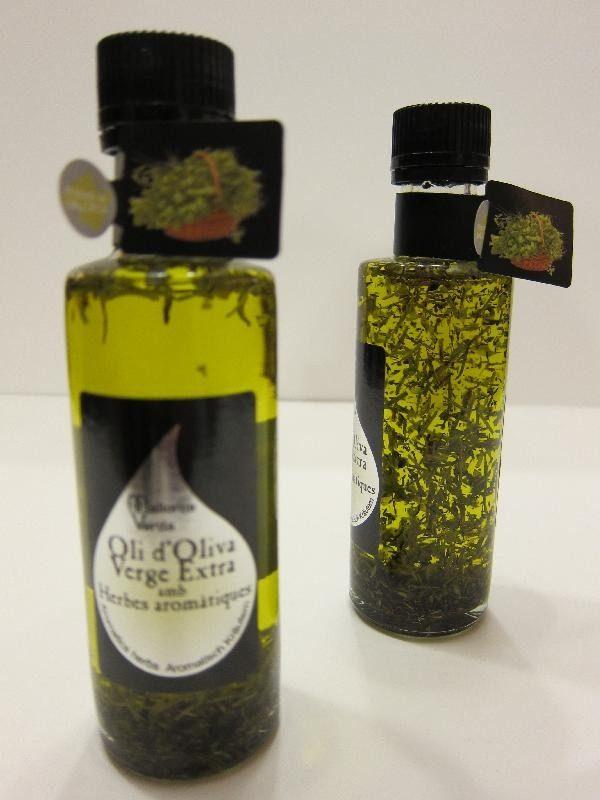 Aceite de Oliva con Hierbas Aromáticas