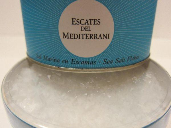 Escamas de Flor de Sal d'Es Trenc