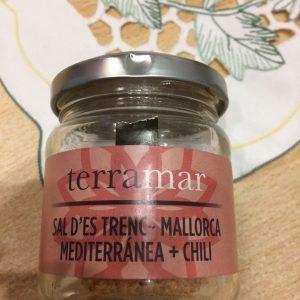 Sal d'Es Trenc Hierbas Mediterráneas + chili