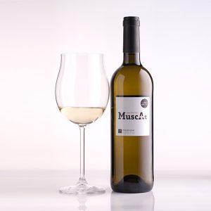 Vino Blanco Muscat de Miquel Oliver