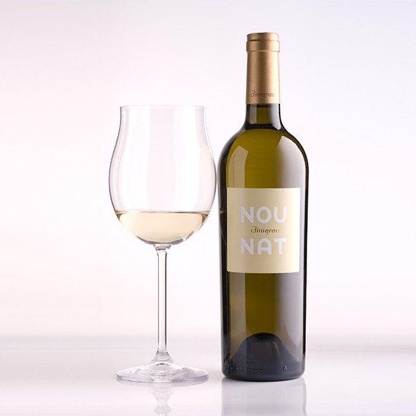Vino Blanco Nounat de Binigrau