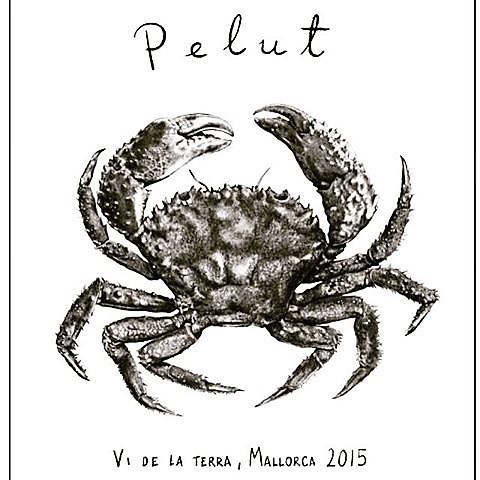 Vino blanco Pelut 2015, Ed. limitada